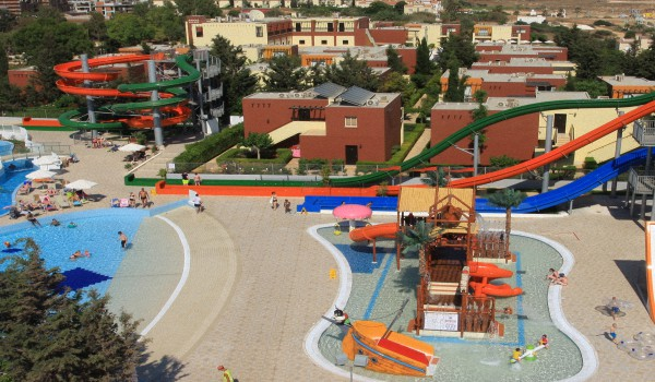 Отборные отели Кипра с аквапарком все включено 2