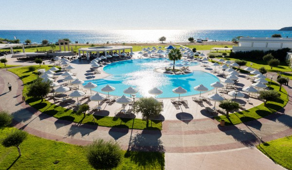 Отборные отели Родоса 5 звезд все включено Греция 2