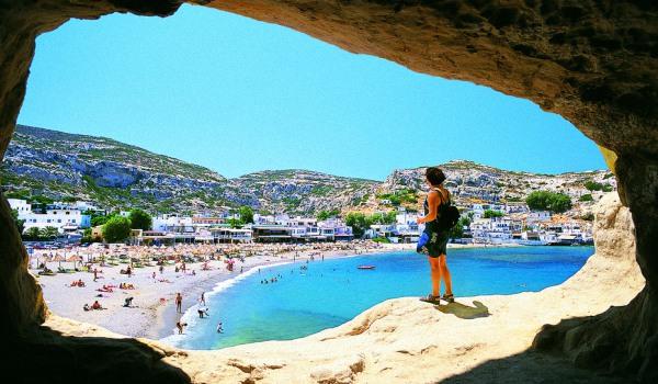 Куда поехать в Грецию в октябре Крит