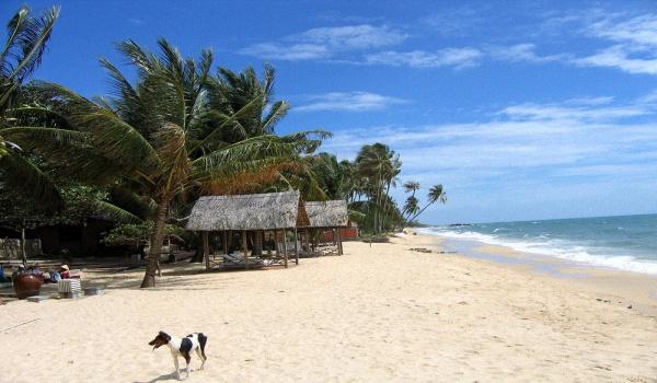 Когда ехать во Вьетнам на пляжный отдых - Юг Вьетнама