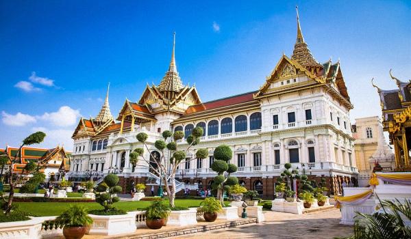 Лучшие достопримечательности Тайланда - Королевские дворцы